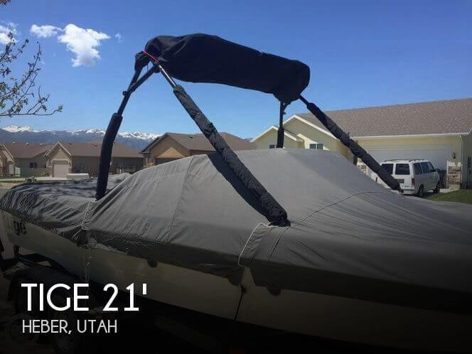 Used Boats For Sale in Provo, Utah by owner | 2000 Tige 21