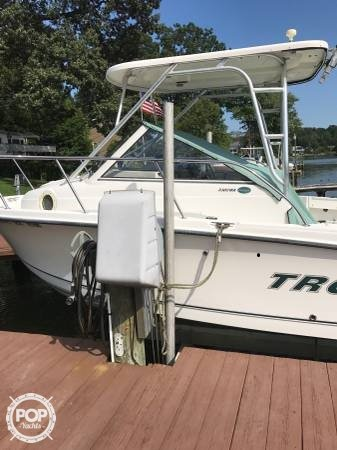 Trophy 22, 22', for sale - $30,600