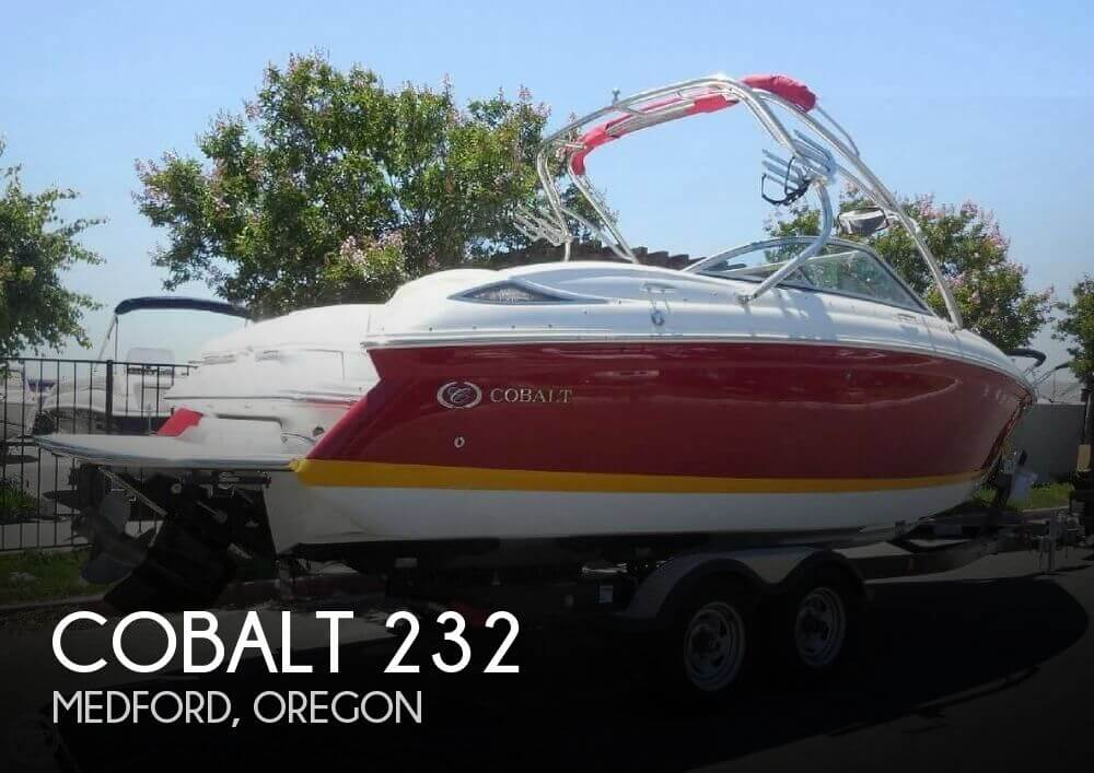 Used Boats For Sale in Medford, Oregon by owner | 2008 Cobalt 23