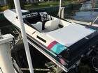 Sun Pad, Cleats, Helm & Passenger Seat, Through-hull Exhaust, Trim Tabs