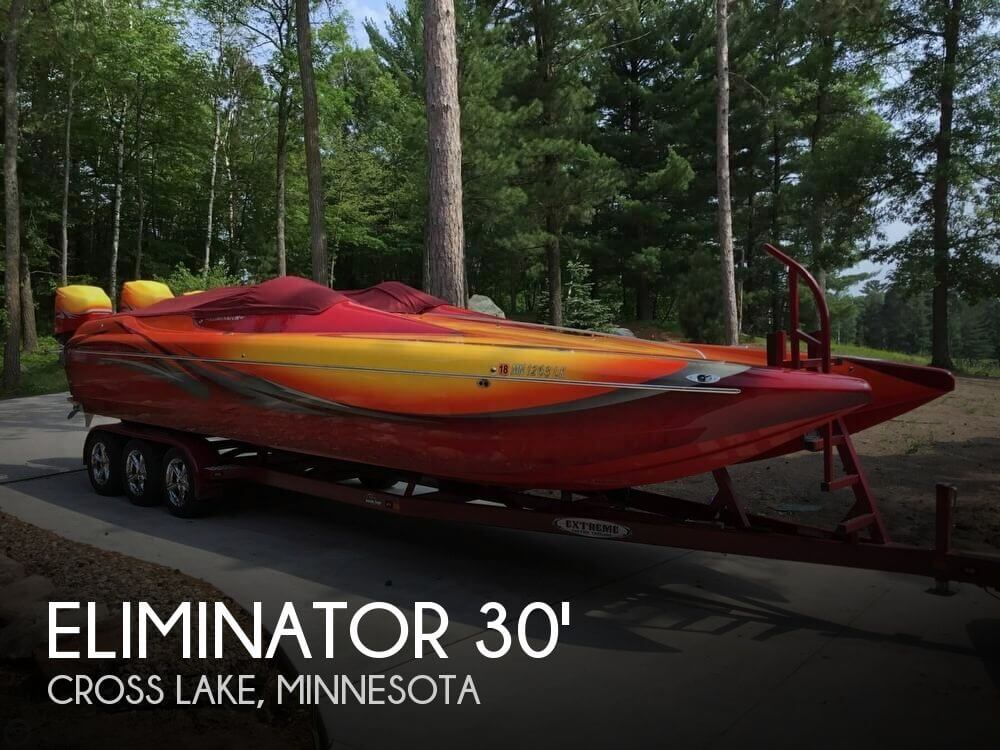 Used High Performance Boats For Sale by owner | 2008 Eliminator Daytona 30