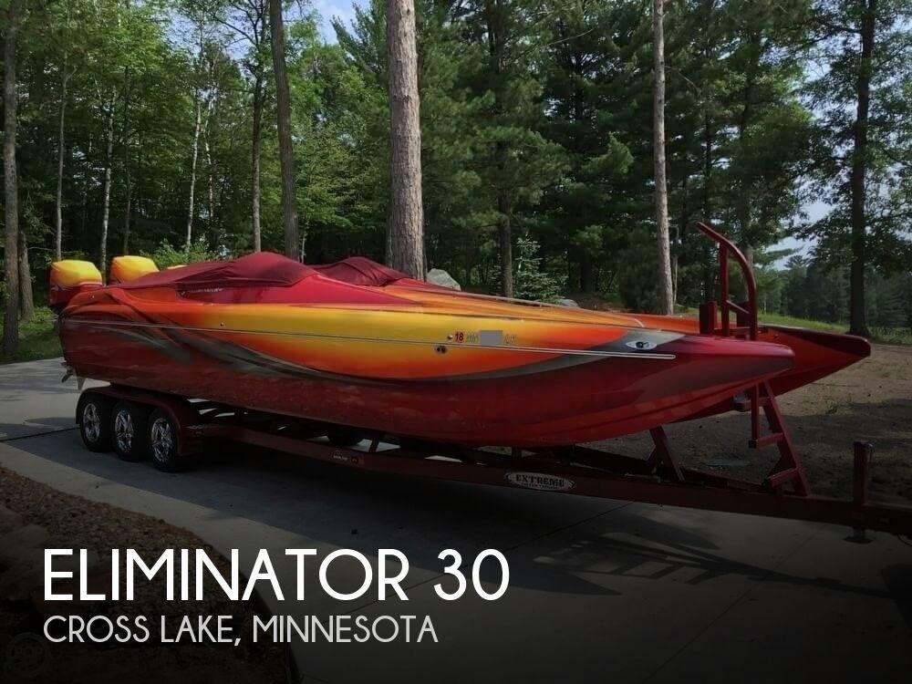 2008 ELIMINATOR DAYTONA 30 for sale