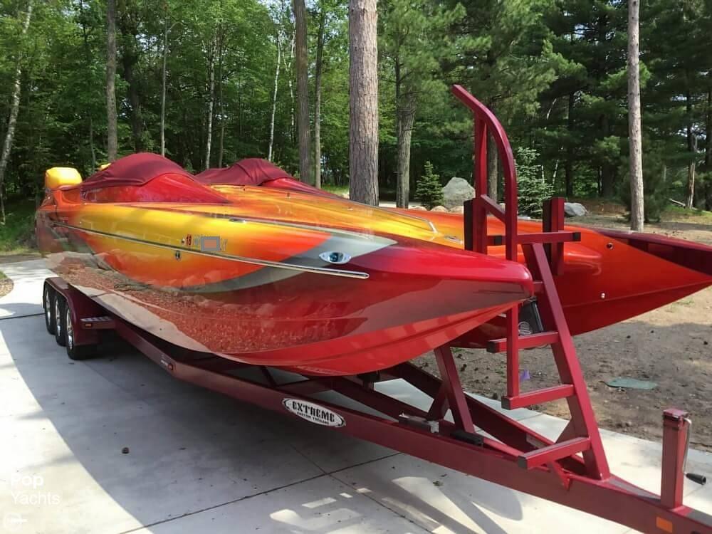 2008 Eliminator boat for sale, model of the boat is Daytona 30 & Image # 6 of 20