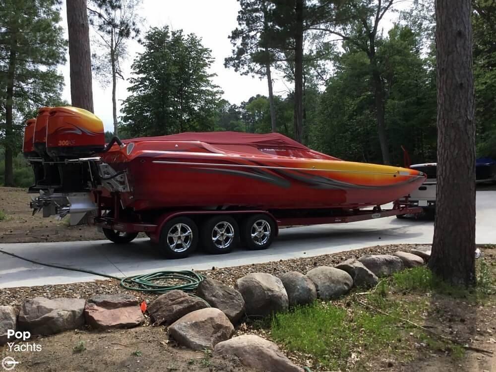2008 Eliminator boat for sale, model of the boat is Daytona 30 & Image # 15 of 20