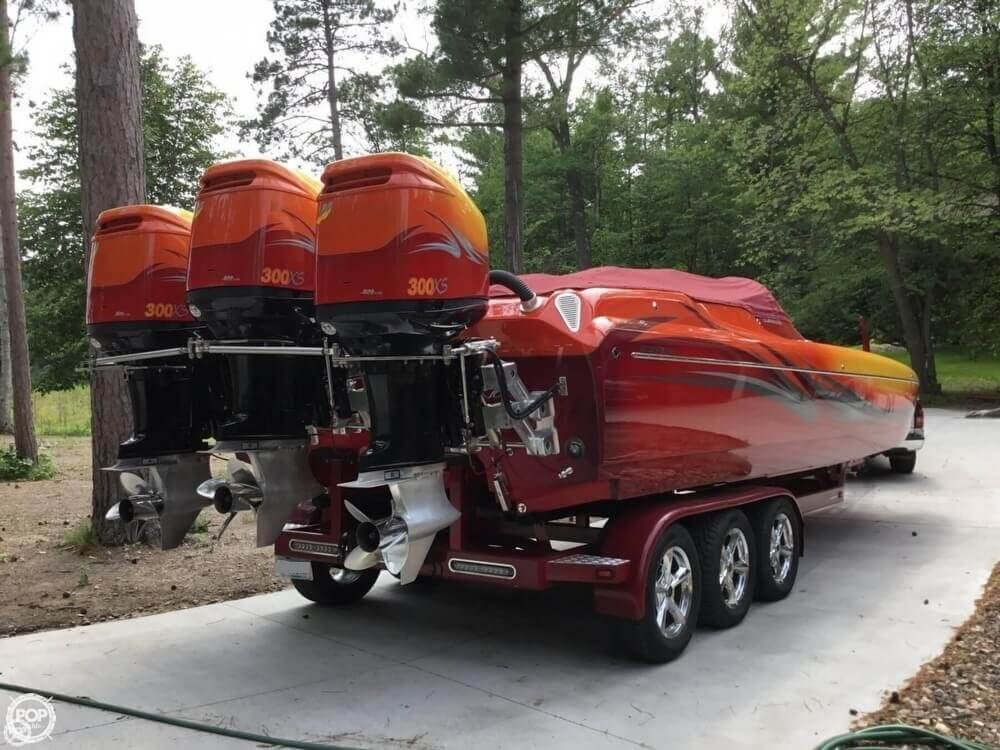 2008 Eliminator boat for sale, model of the boat is Daytona 30 & Image # 16 of 20
