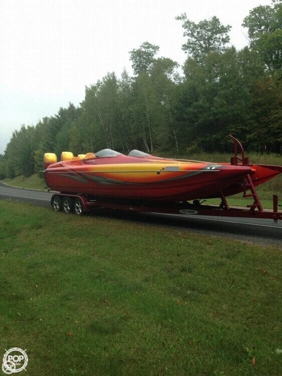 2008 Eliminator boat for sale, model of the boat is Daytona 30 & Image # 18 of 20
