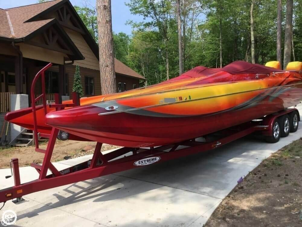 2008 Eliminator boat for sale, model of the boat is Daytona 30 & Image # 19 of 20