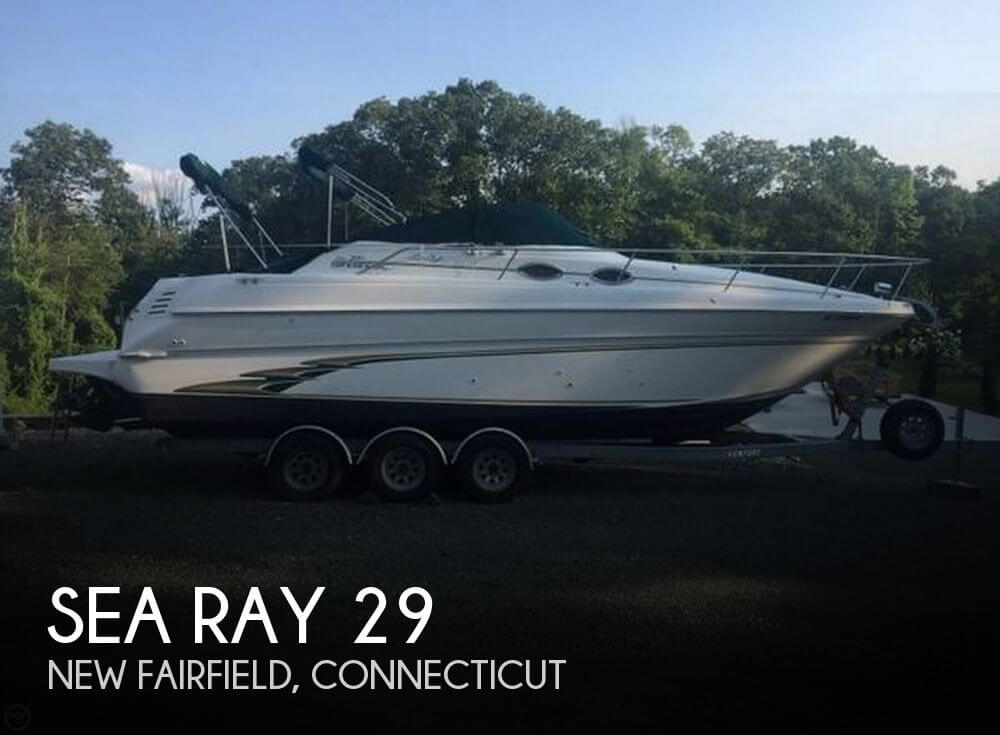 Used Sea Ray 29 Boats For Sale by owner | 1999 Sea Ray 29