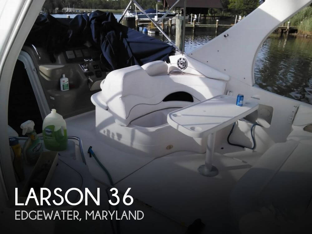 Used Larson Boats For Sale by owner | 2006 Larson 36