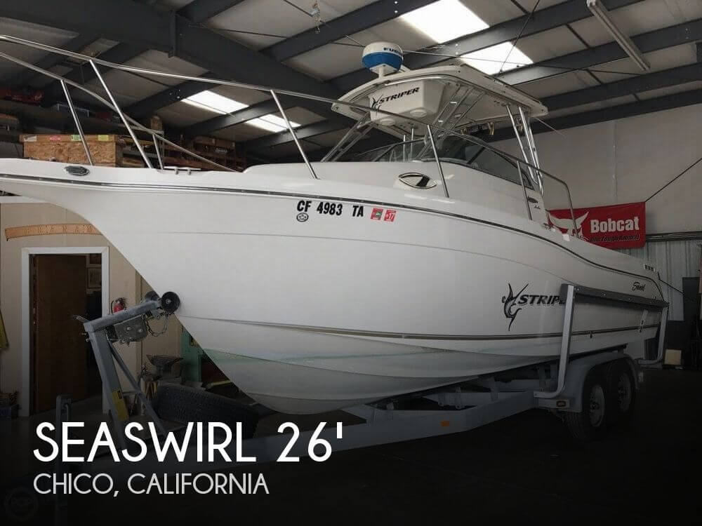 Used Boats For Sale in Santa Rosa, California by owner | 2006 Seaswirl 26