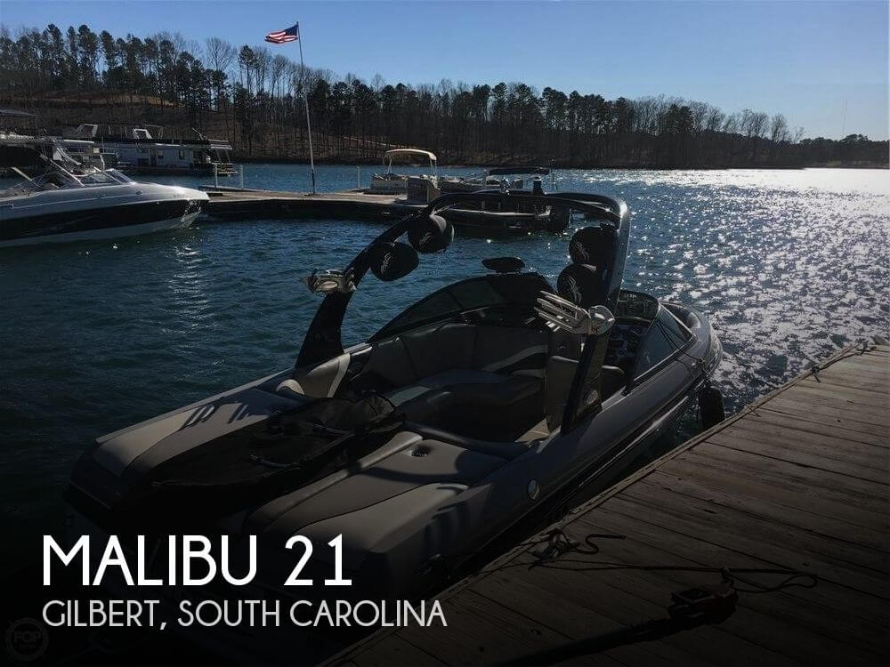 Used Boats For Sale in Augusta, Georgia by owner | 2007 Malibu 21