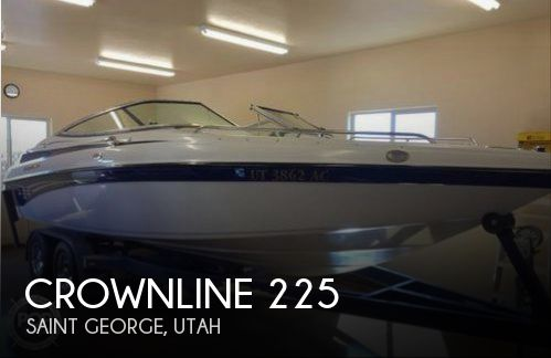 Used Crownline Ski Boats For Sale by owner | 2004 Crownline 22