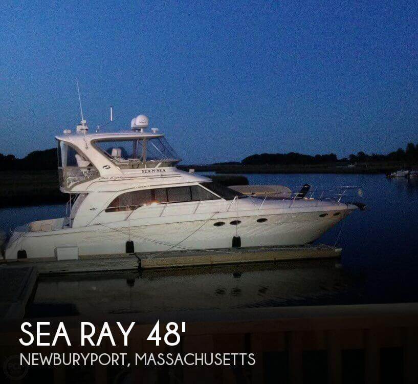 Used Motoryachts For Sale by owner | 2002 Sea Ray 48