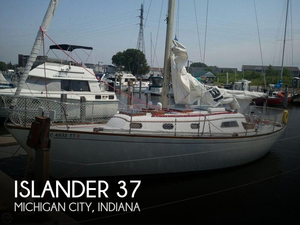 Used Islander Boats For Sale by owner | 1969 Islander 37