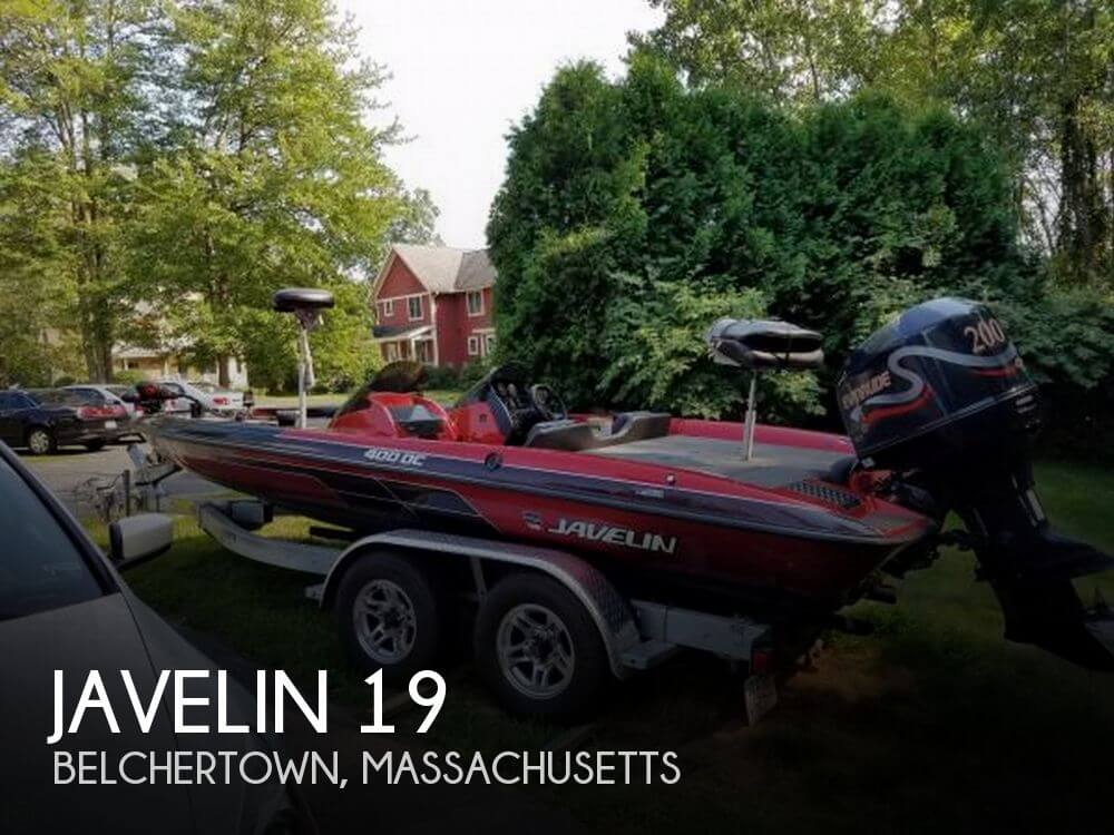 Used Javelin Boats For Sale by owner | 1998 Javelin 19