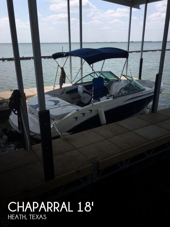 Used Chaparral 18 Boats For Sale by owner | 2015 Chaparral 18
