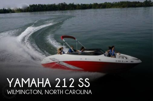 Used Yamaha Boats For Sale in North Carolina by owner   2008 Yamaha 21