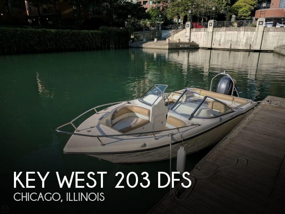 2015 Key West 203 DFS