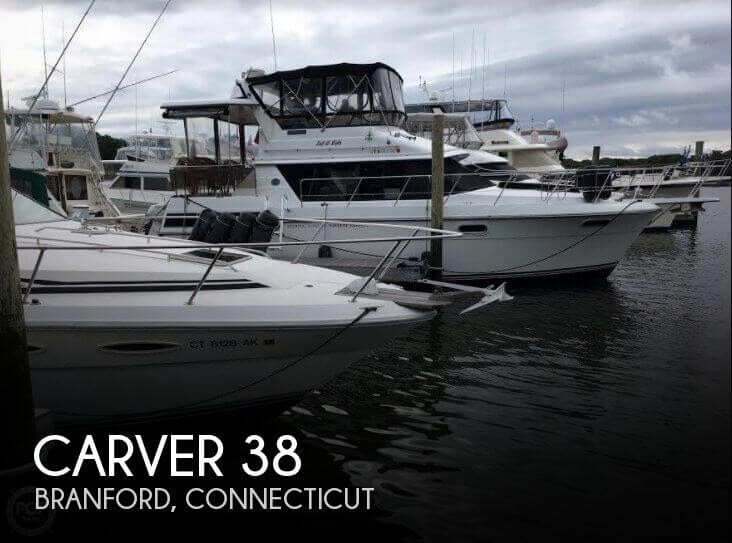 Used Carver 38 Boats For Sale by owner | 1988 Carver 38