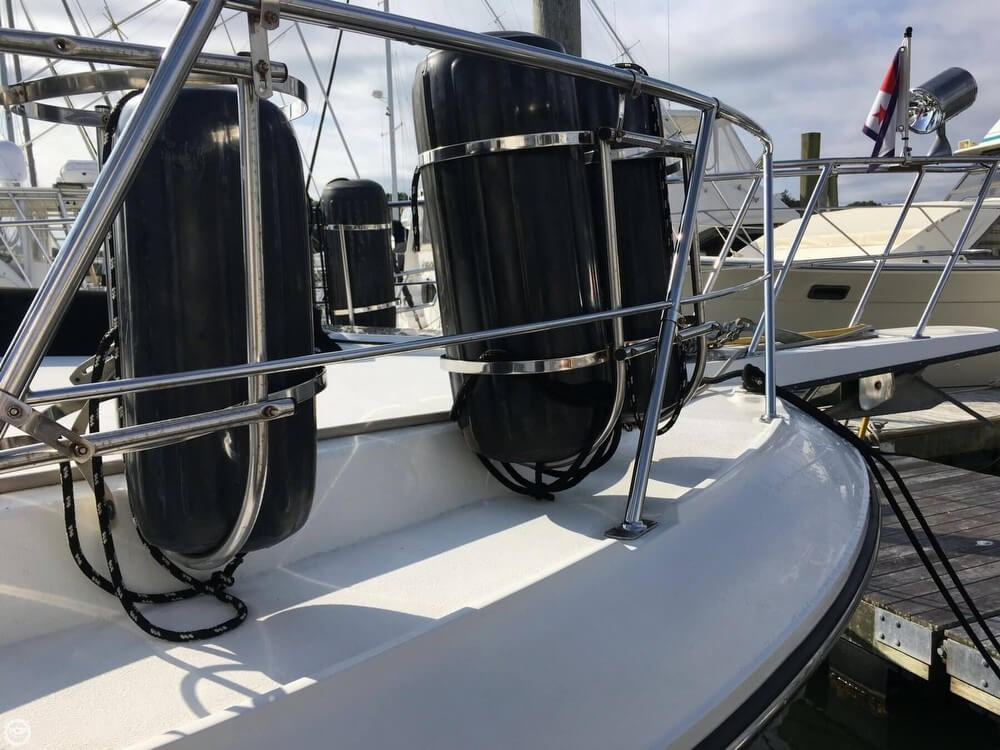 1988 Carver boat for sale, model of the boat is 3807 AC & Image # 15 of 40
