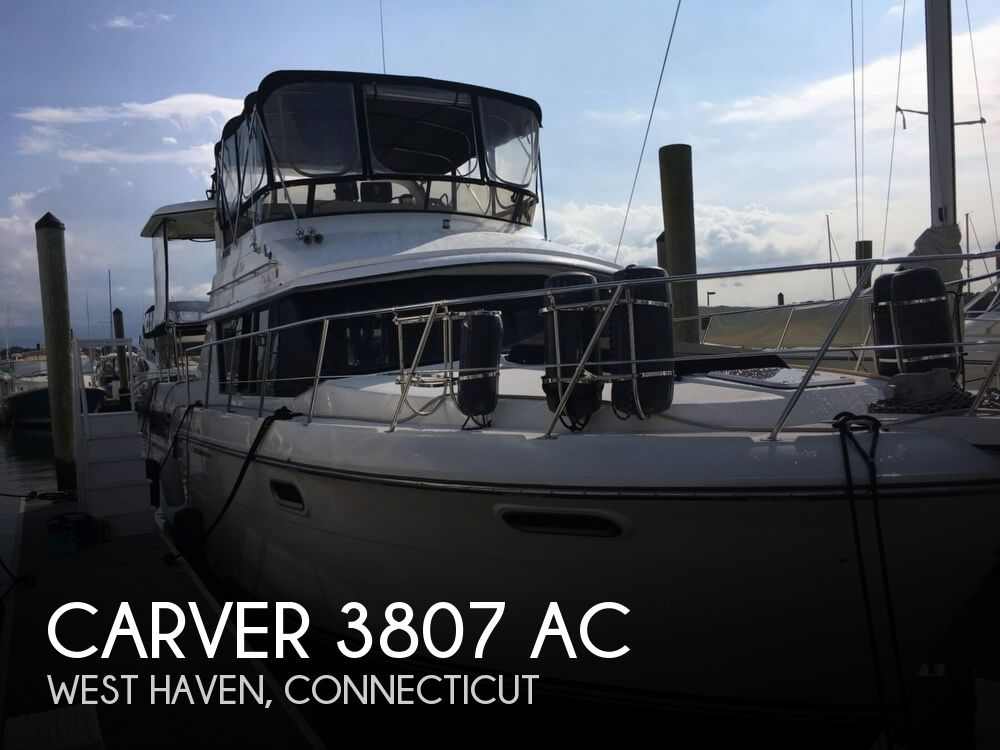 1988 CARVER 3807 AC for sale