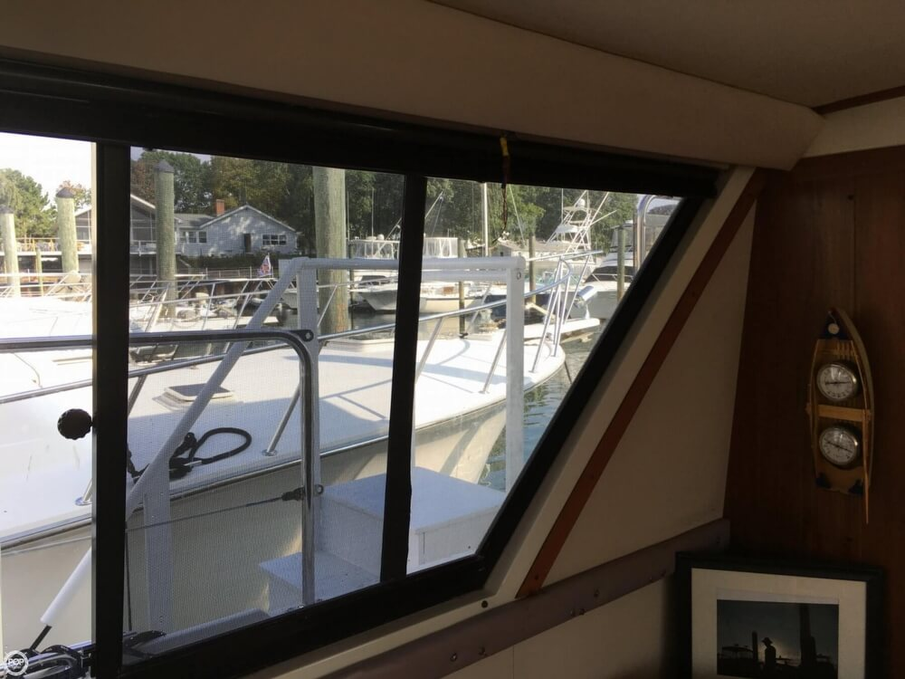 1988 Carver boat for sale, model of the boat is 3807 AC & Image # 25 of 40