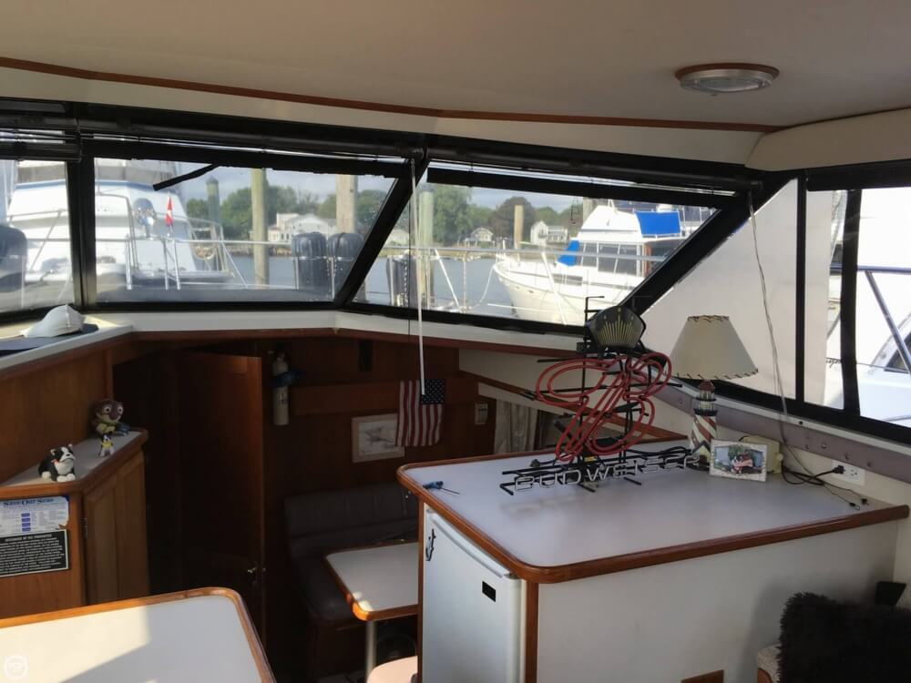 1988 Carver boat for sale, model of the boat is 3807 AC & Image # 29 of 40