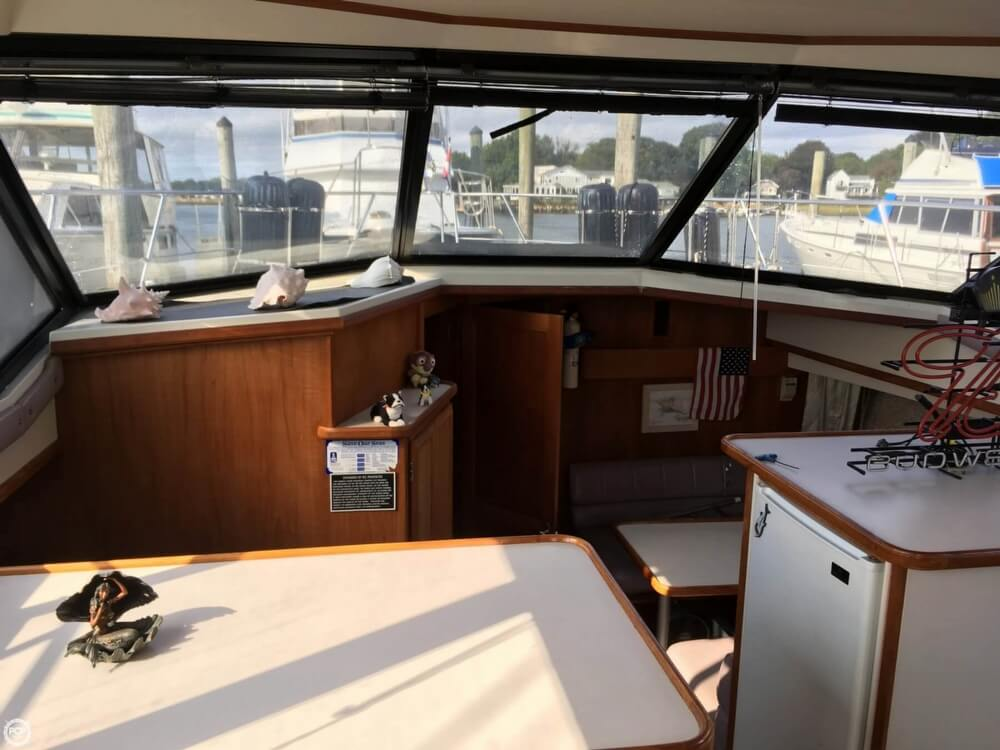 1988 Carver boat for sale, model of the boat is 3807 AC & Image # 30 of 40