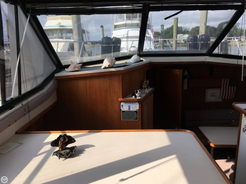 1988 Carver boat for sale, model of the boat is 3807 AC & Image # 37 of 40