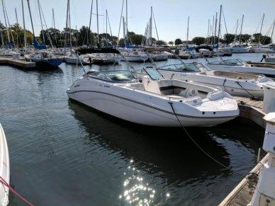 Hurricane SD 2486, 24', for sale - $52,500