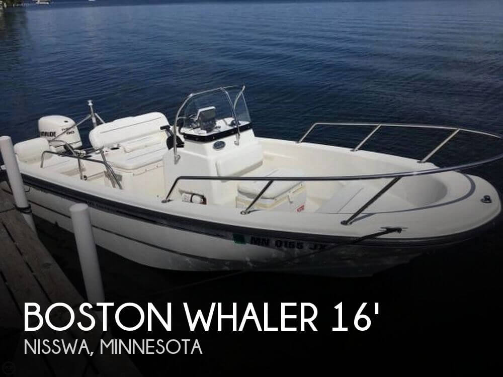 Used Boston Whaler 16 Boats For Sale by owner | 2004 Boston Whaler 16