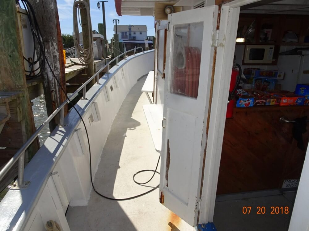 1978 Russell Reed boat for sale, model of the boat is 62 & Image # 12 of 40