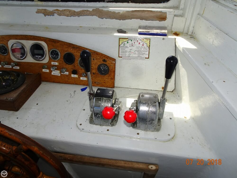 1978 Russell Reed boat for sale, model of the boat is 62 & Image # 40 of 40