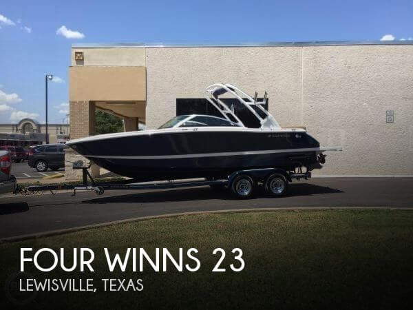 Used Four Winns 23 Boats For Sale by owner | 2016 Four Winns 23