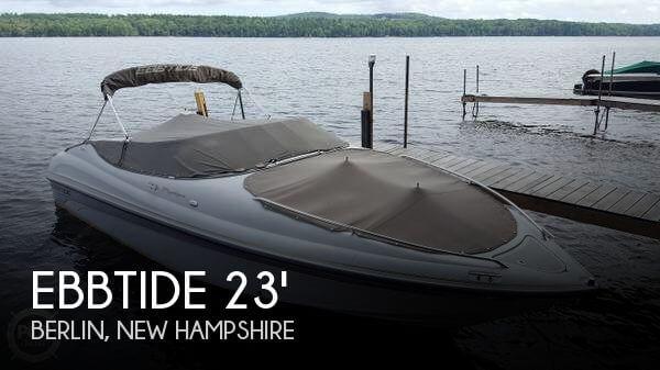 Used Ebbtide Boats For Sale by owner   2001 Ebbtide 23