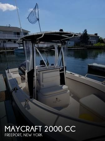 Used Maycraft Boats For Sale by owner | 2005 Maycraft 20