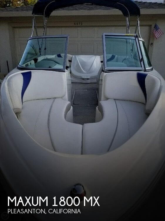 Used Maxum Boats For Sale in California by owner | 2005 Maxum 17