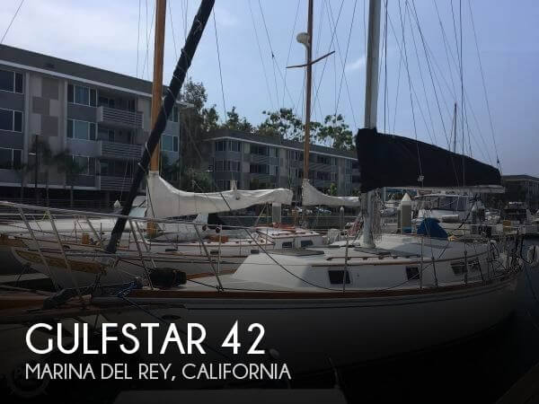 Used Gulfstar Boats For Sale by owner | 1979 Gulfstar 42