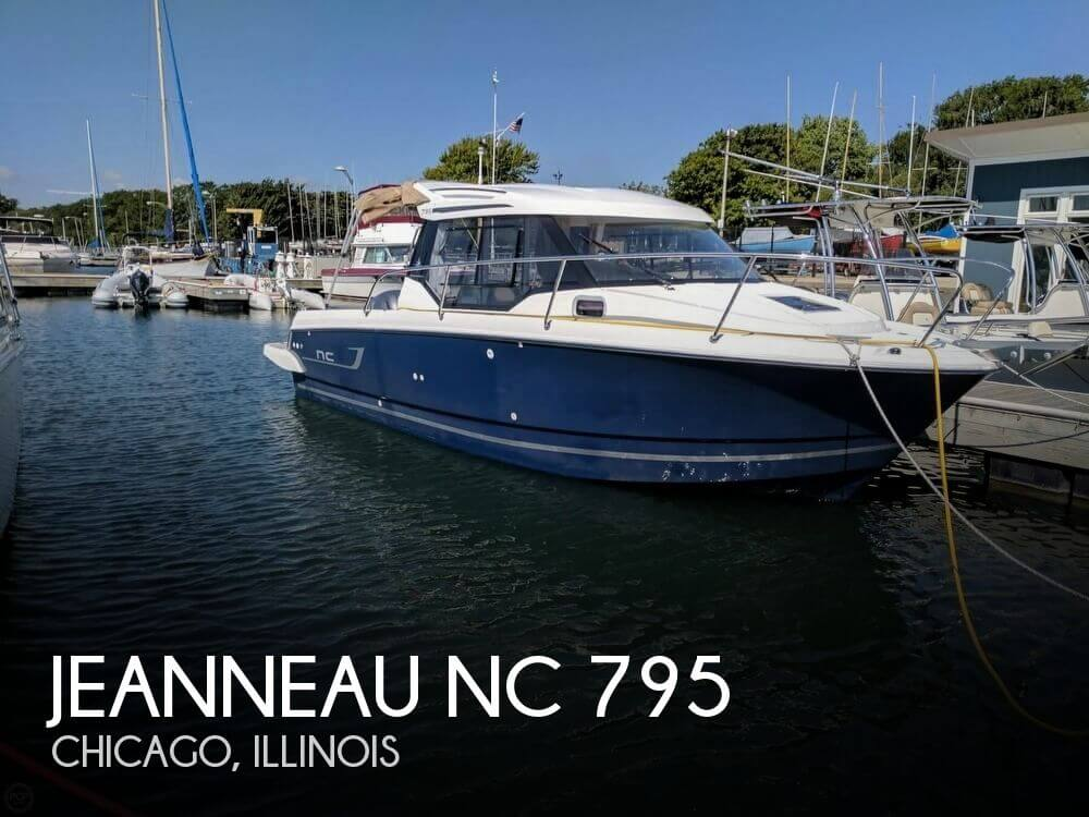 Used Jeanneau Boats For Sale by owner | 2017 Jeanneau 24