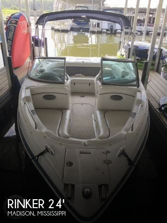 Used Rinker 24 Boats For Sale by owner | 2011 Rinker 24