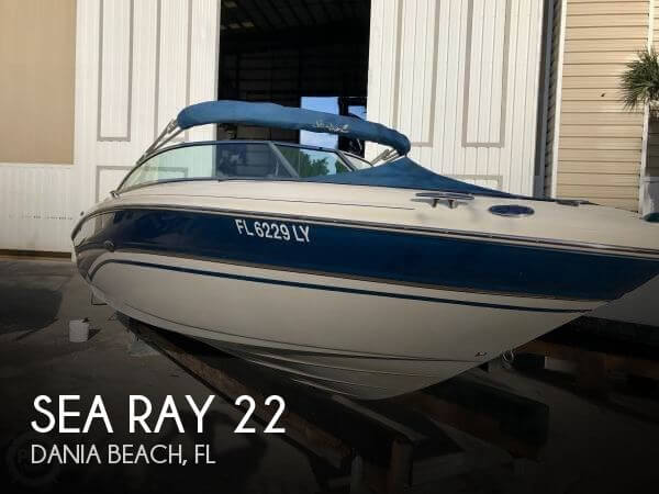 Used Sea Ray 22 Boats For Sale by owner | 2002 Sea Ray 22