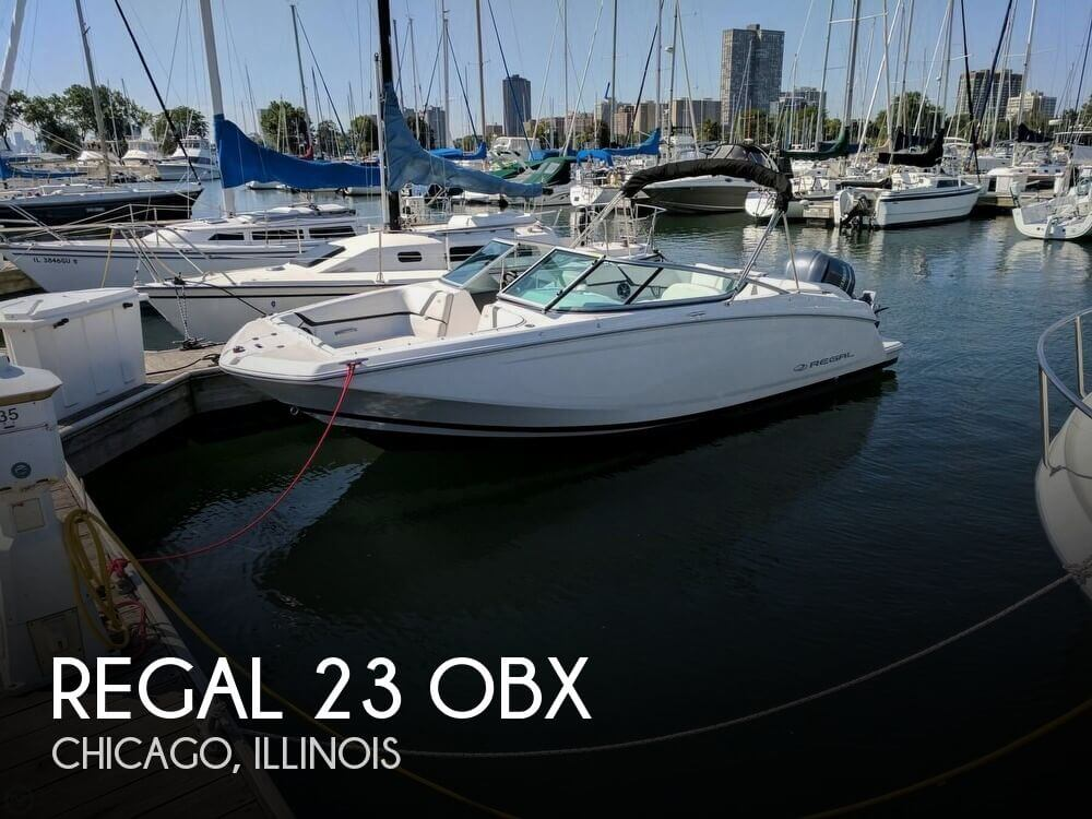 Used Regal 23 Boats For Sale by owner | 2017 Regal 23