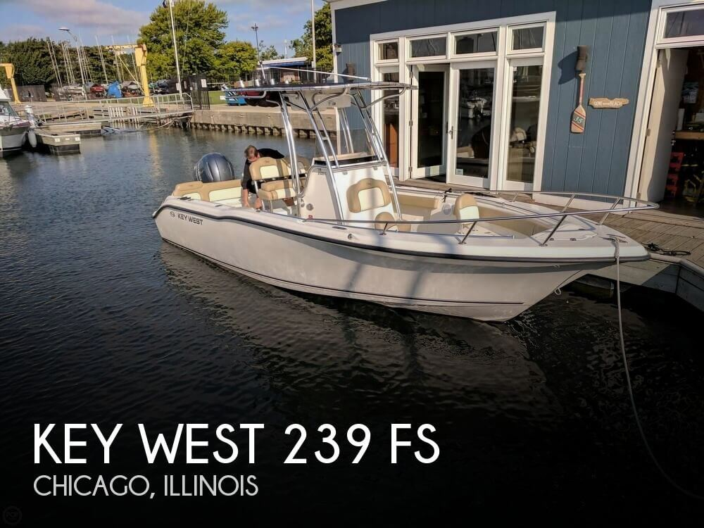 Used Key West Boats For Sale by owner | 2017 Key West 24