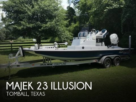 Used Majek Boats For Sale by owner | 2014 Majek 23