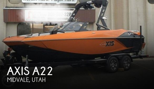 Used Axis Boats For Sale by owner | 2016 Axis A22