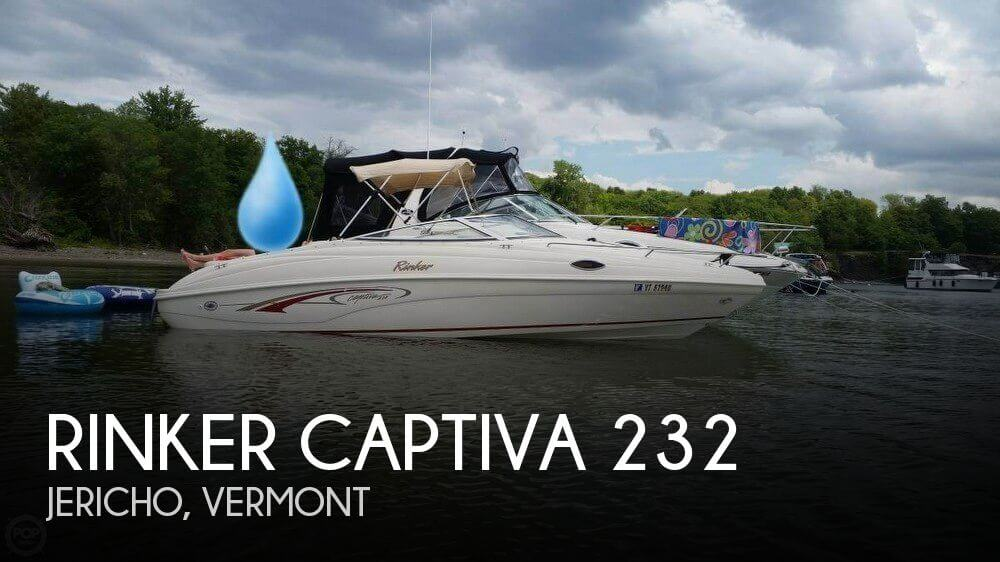 Used Rinker 23 Boats For Sale by owner | 2001 Rinker 23