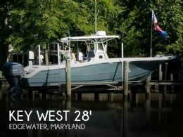 2016 Key West Billistic 281CC