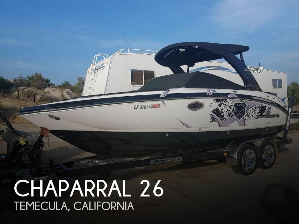 Used Boats For Sale in San Diego, California by owner | 2012 Chaparral 26