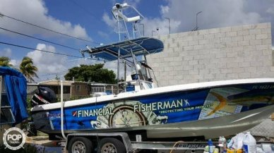 Bluewater 2150 Pro, 23', for sale - $35,000