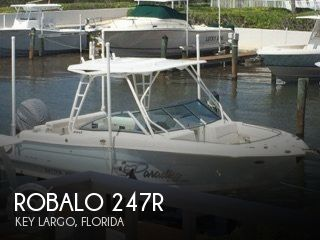 Used Robalo Boats For Sale by owner | 2015 Robalo 24